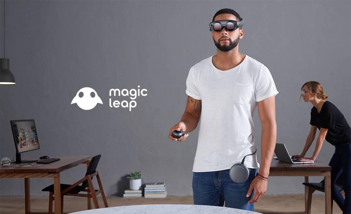 Magic Leap, les lunettes de réalité mélangée
