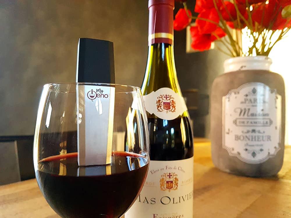 MyOeno, l'objet connecté dédié au vin