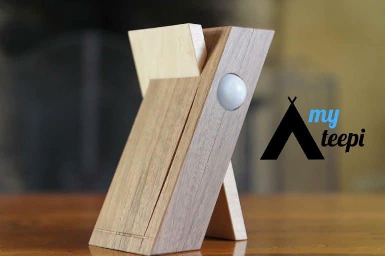 Myteepi, l'objet connecté dédié aux résidences secondaires et aux maisons isolées