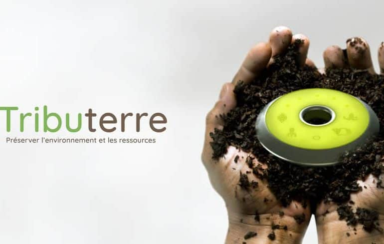 Compostmètre de Tributerre, l'objet connecté qui vous guidera vers l'art du compostage