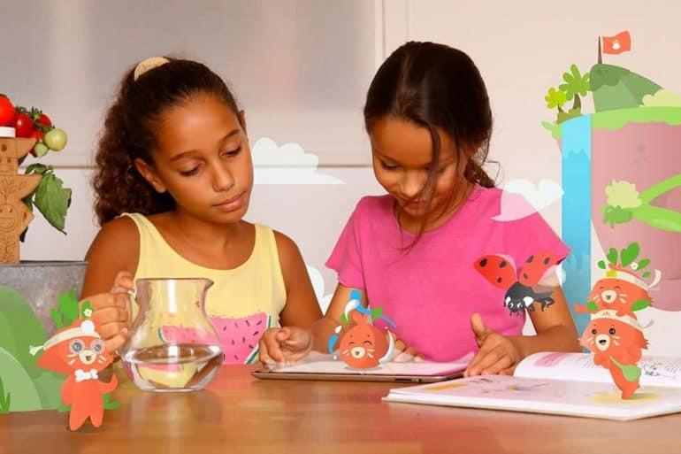 Botaki, le kit du jardin connecté pour enfant