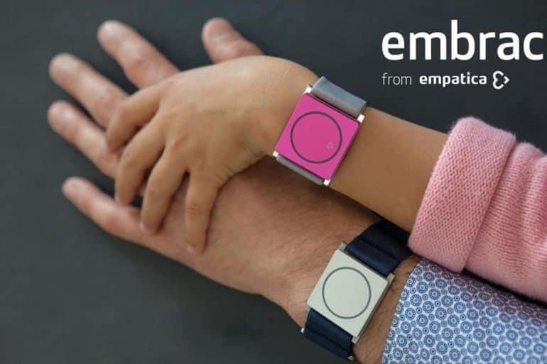 Embrace, le bracelet connecté qui prévient les crises d'épilepsie