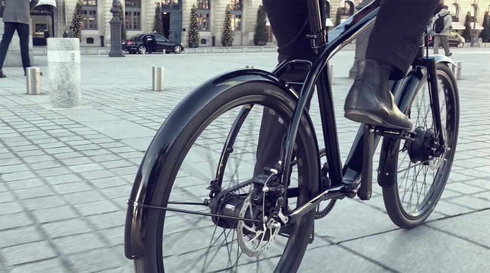 Le Vélo électrique et connecté d'un tout autre genre