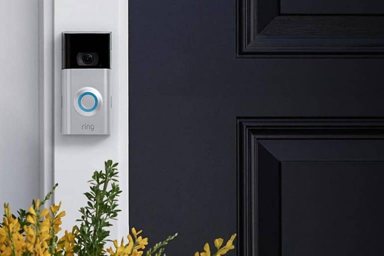 Ring Doorbell 2 - La sonnette connectée