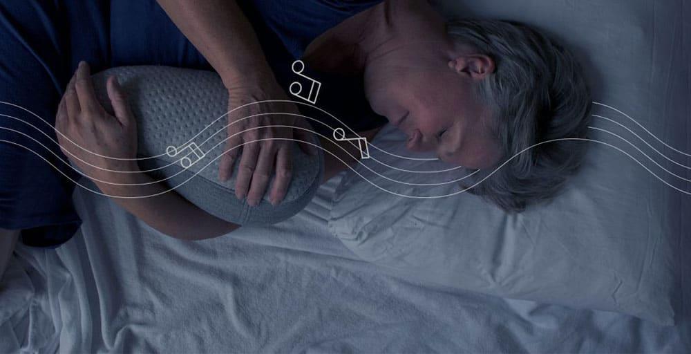 Somnox, le coussin connecté pour mieux dormir