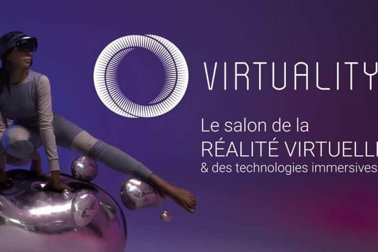 Salon Virtuality paris 2018