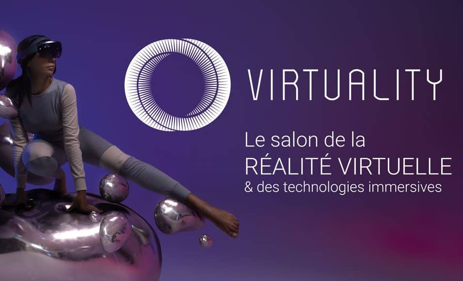 Salon Virtuality paris 2018