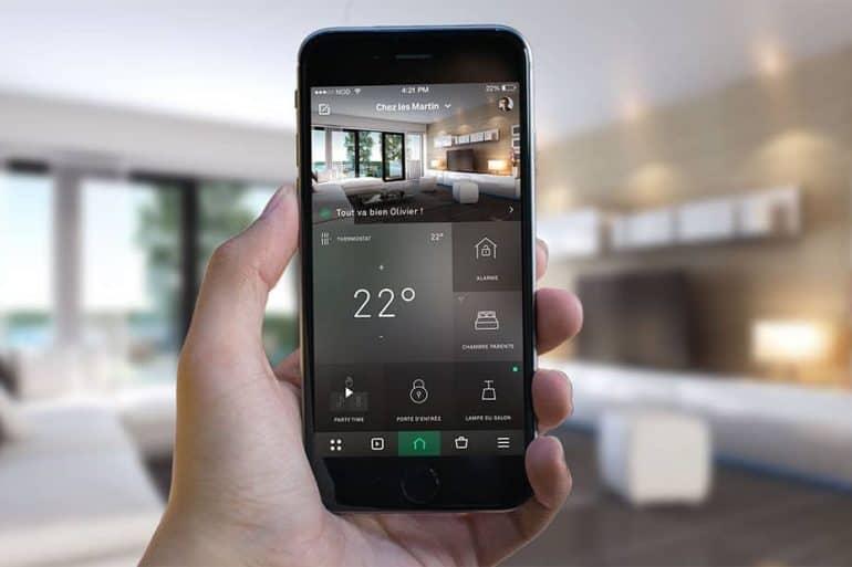 Enki, l'application développée par Leroy Merlin, au service de la maison connectée