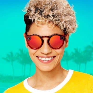 Spectacles 2 : La nouvelle version des lunettes de soleil connectées made in Snapchat