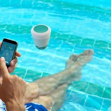 ICO, l'objet connecté qui veille sur la qualité de votre eau de piscine