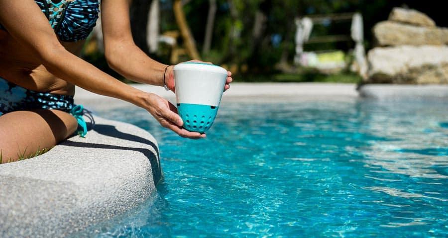 ICO, pour une piscine claire et saine