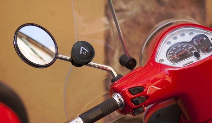 Beeline, système de navigation pour moto et scooter