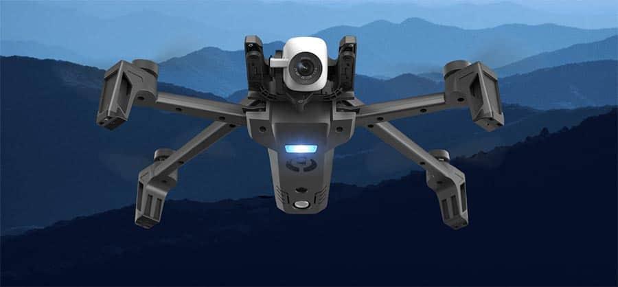 Drone Anafi, la riposte de Parrot