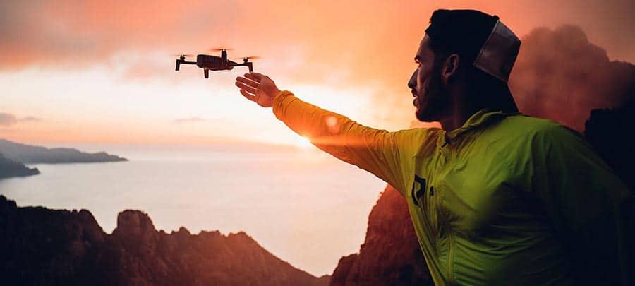 Anafi, le nouveau drone signé Parrot