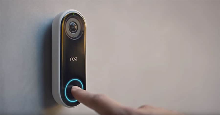 Nest Hello : L'interphone connecté