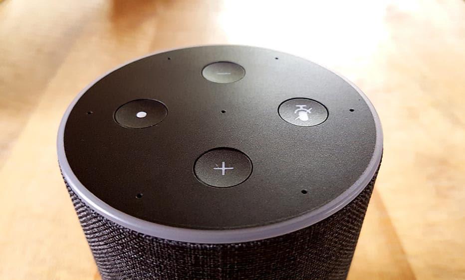 Notre avis sur l'enceinte connectée Amazon Echo doté de l'assistant Alexa