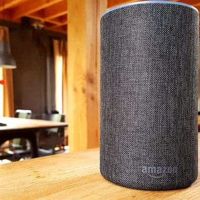 Test de l'enceinte connectée Amazon Echo