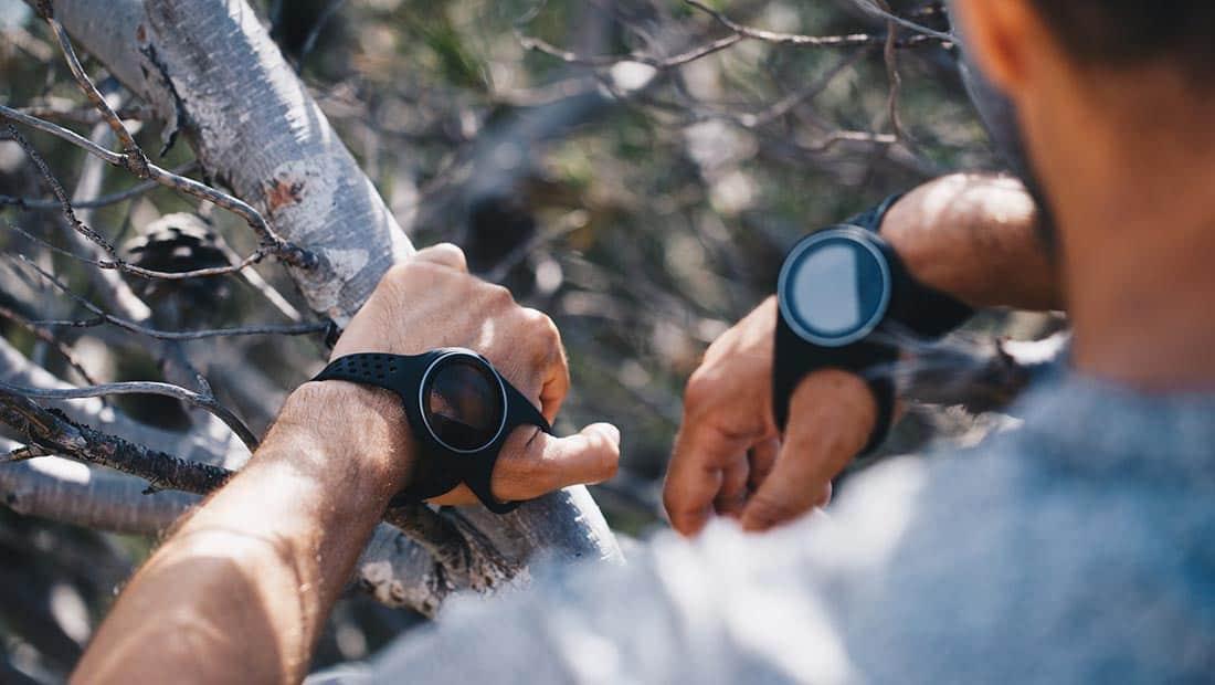 onTracks, les bracelets connectés qui vous guident pendant vos trajets