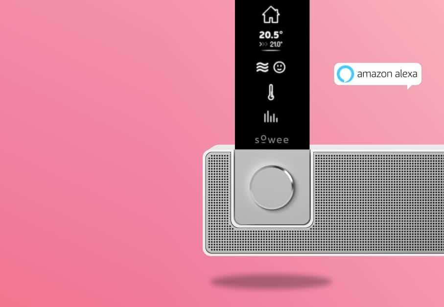 Sowee s'offre Alexa, l'assistant vocal d'Amazon