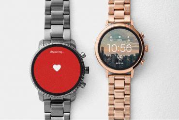 Les nouvelles montres connectées Fossil Q Explorist et Venture HR