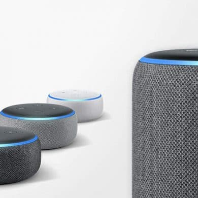 Nouveaux produits de la gamme Amazon Echo