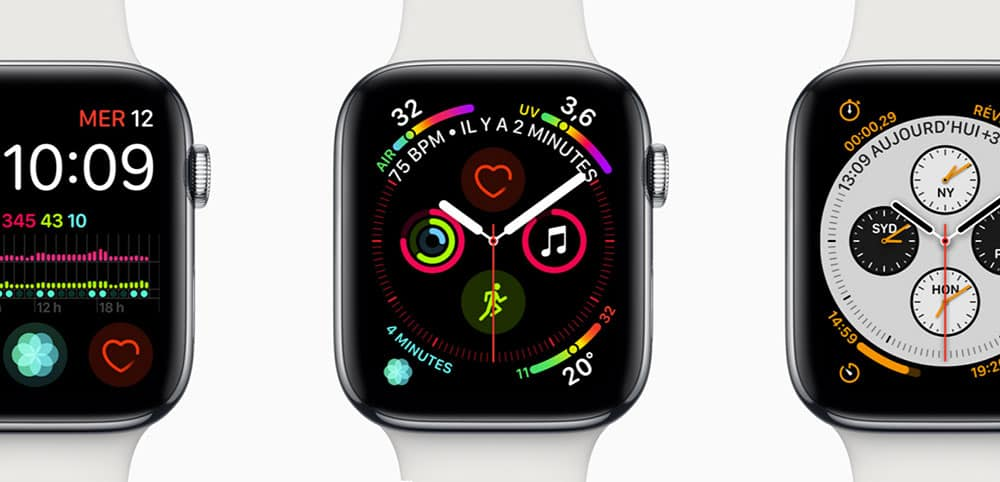 Watch faces Apple Watch Series 3
