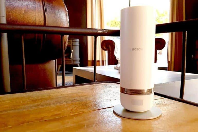 Test de la caméra intérieure Bosch 360°