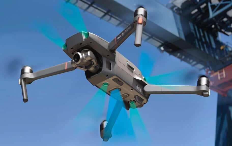 Mavic 2 Enterprise, le nouveau drone de DJI