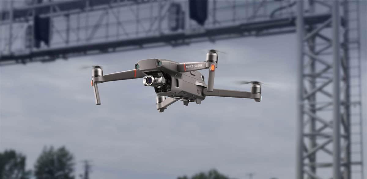 Nouveau drone Mavic 2 Enterprise
