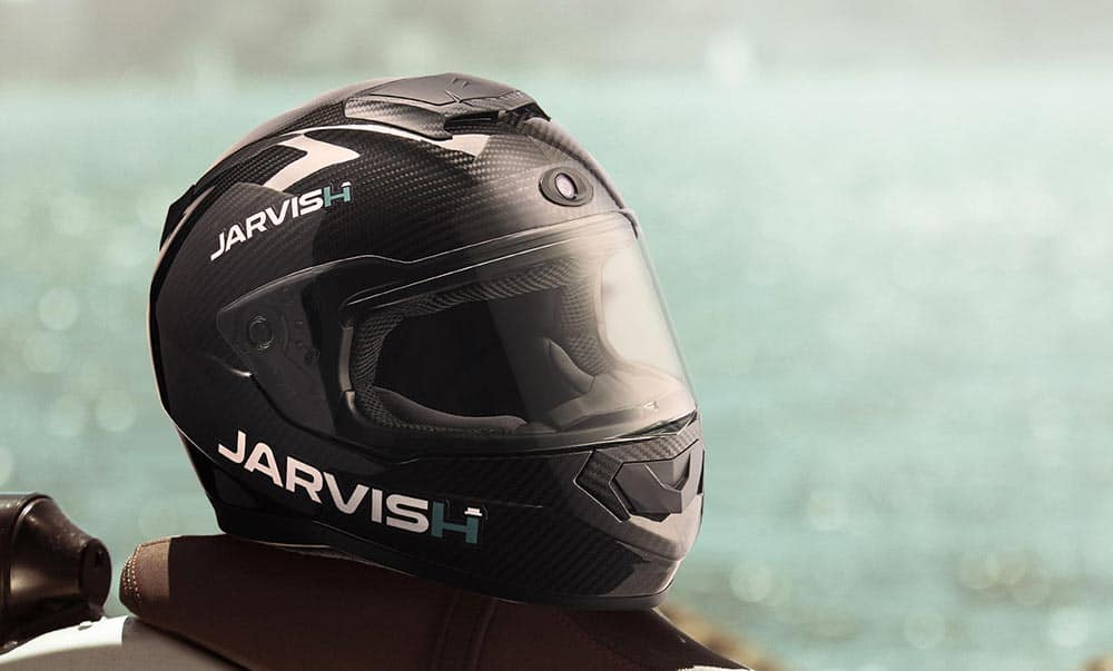 Jarvish X et X-AR : deux casques moto connectés