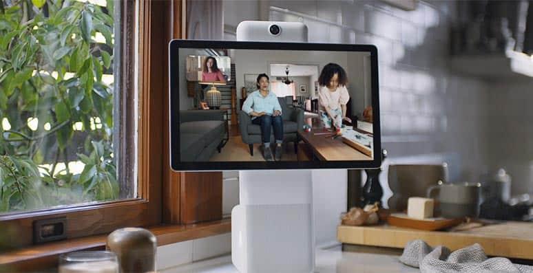 Portal+, l'écran connecté de Facebook