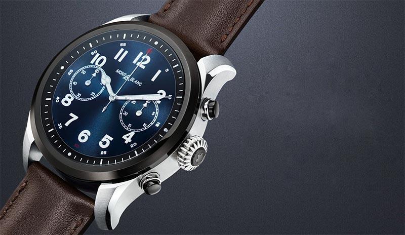 Smartwatch Montblanc Summit 2
