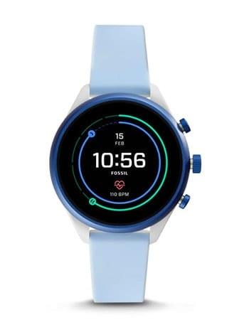 La nouvelle montre connectée Fossil Sport, plus légère et plus lumineuse
