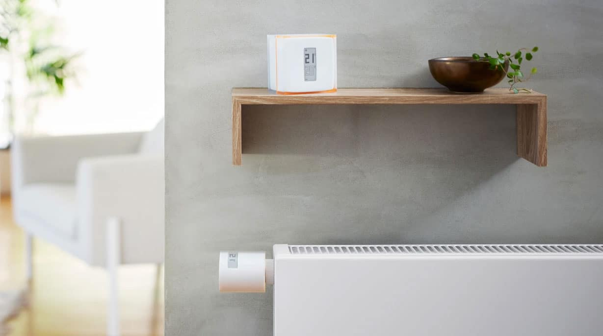 Acquisition de Netatmo par Legrand