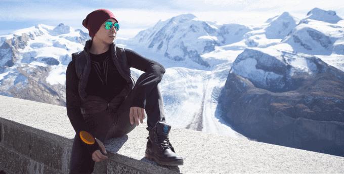 SKIINCore lutte contre le froid avec une gamme de vêtements connectés & thermiques