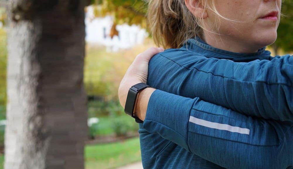 Nouveau bracelet connecté Withings Pulse HR