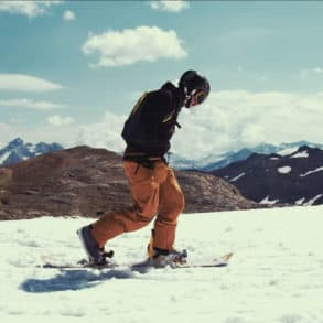 QuickSett, la fixation rotative et connectée pour snowboard