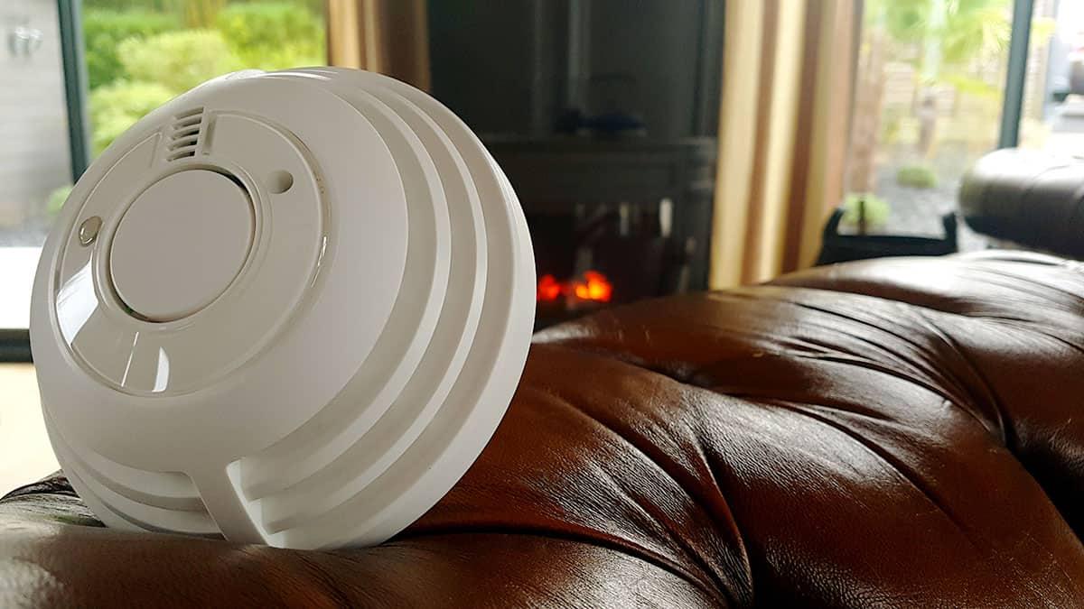 Détecteur de fumée Bosch Smart Home
