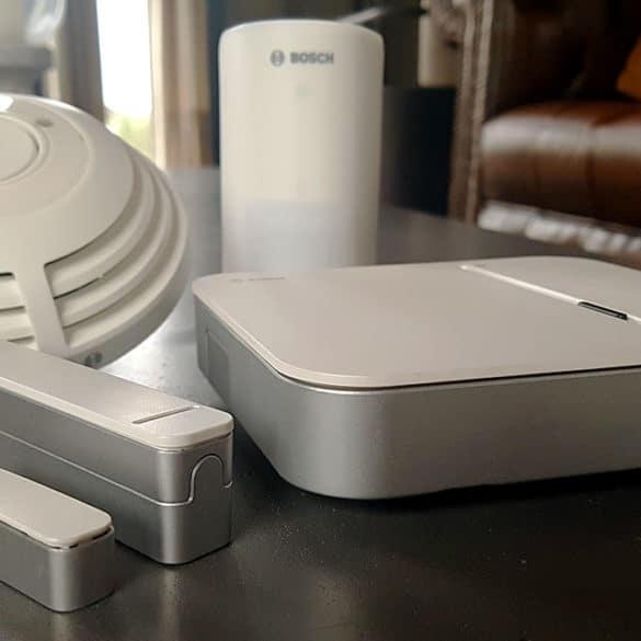 Kit de démarrage sécurité Bosch Smart Home