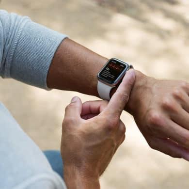 L'ECG désormais disponible en France pour l'Apple Watch Series 4