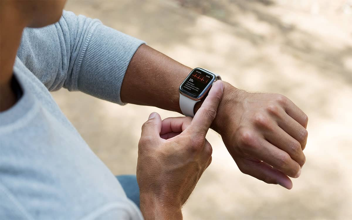 L'ECG désormais disponible en France pour l'Apple Watch Series 4