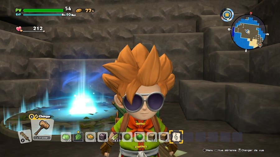 Test du jeu Dragon Quest Builders 2