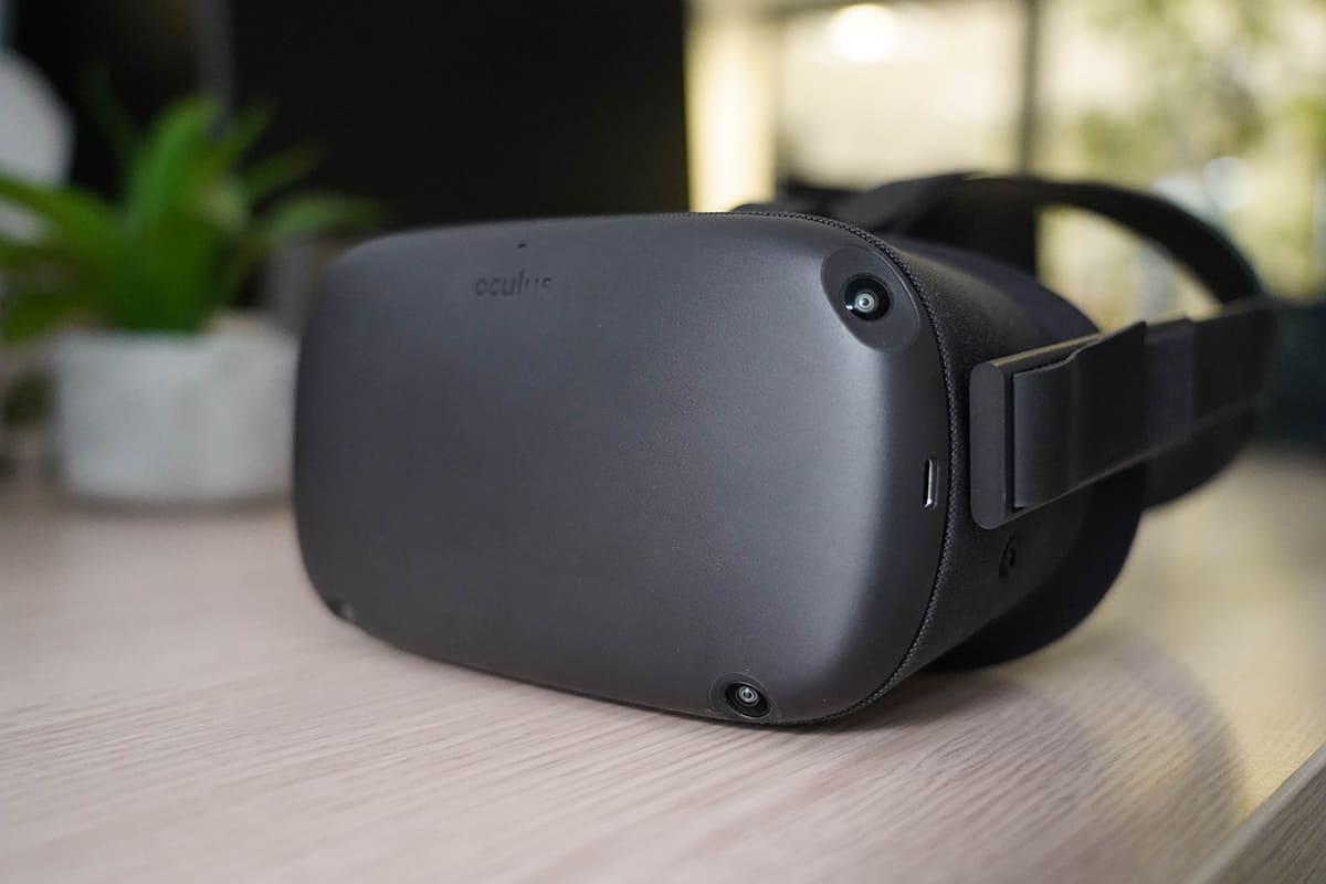 Oculus Quest, le casque de réalité virtuelle autonome