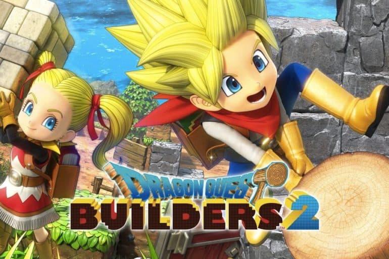 Test du jeu Dragon Quest Builder 2