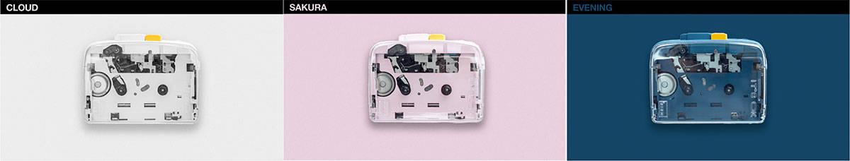 IT'S OK, le baladeur cassette bluetooth