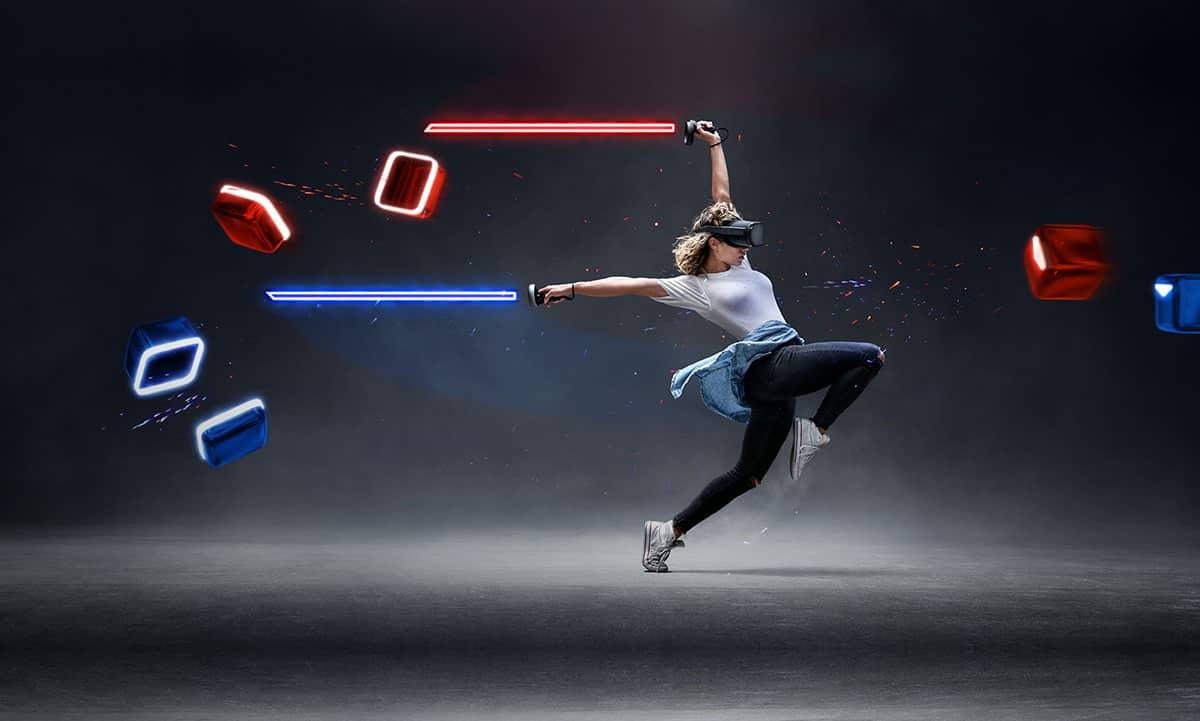 Test de l'Oculus Quest, le casque autonome de réalité virtuelle édité par Facebook