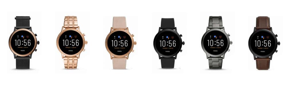 Fossil s'offre une nouvelle génération de montres connectées