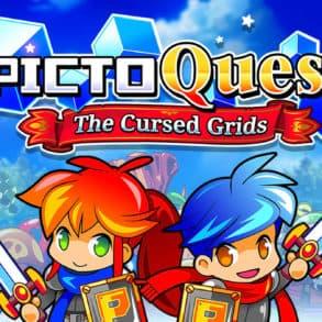 Test du jeu PictoQuest réalisé sur Nintendo Switch