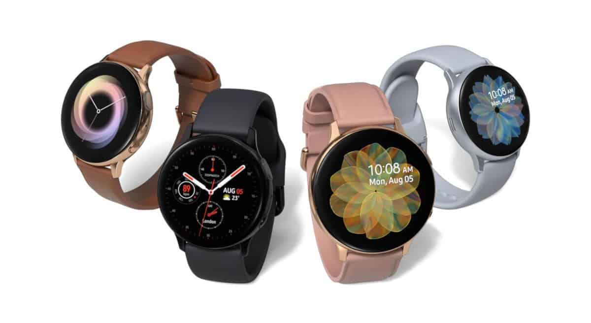 Samsung dévoile la Galaxy Watch Active 2, sa nouvelle montre connectée