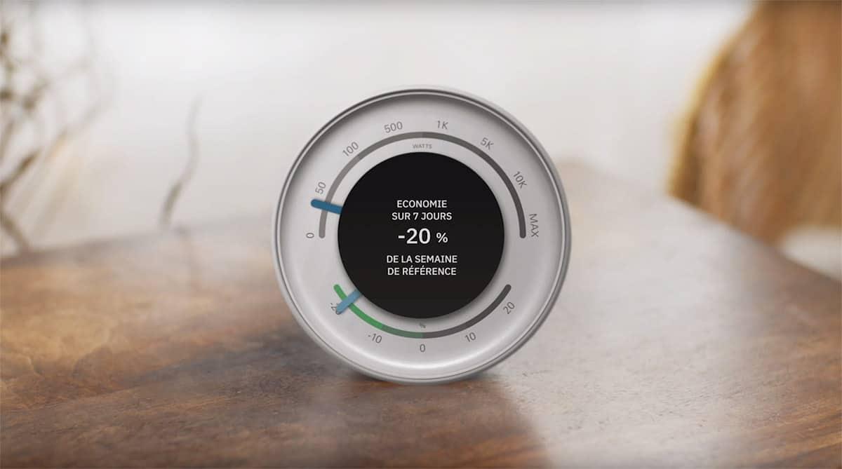 Découvrez notre test d'Ecojoko, l'assistant connecté d'économie d'énergie